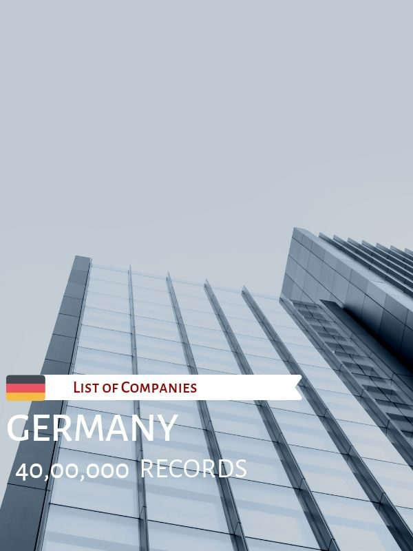List of Companies in Germany