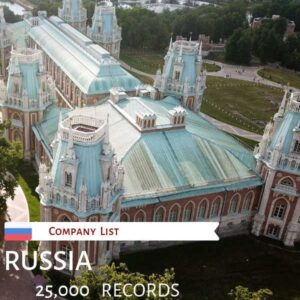 List of Companies in Russia