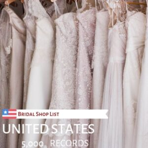 USA Bridal Shop List