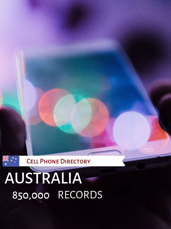 Cell Phone Directory of Australia