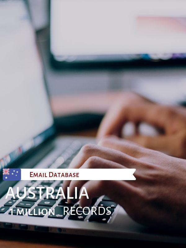 Australia Email Database