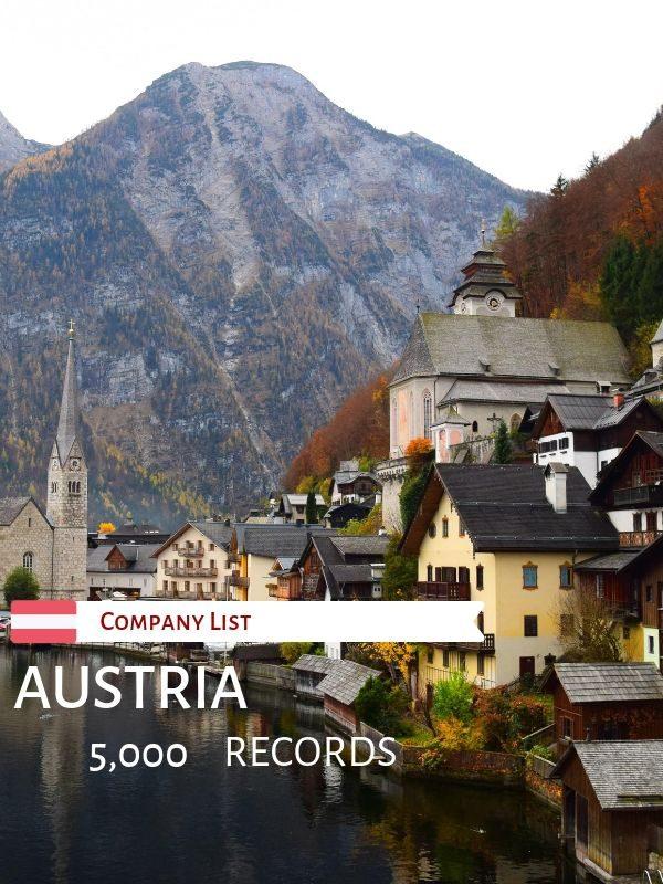 Austria Company list