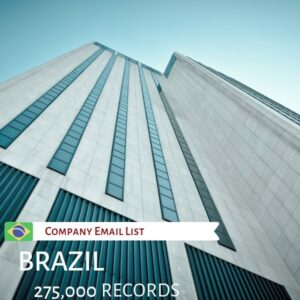 Brazil Company Email List