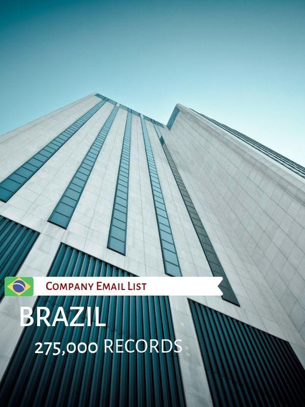 Brazil Company Email List