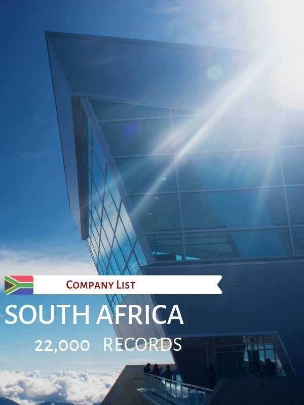 South Africa Companies List