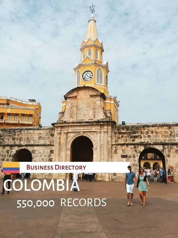 Columbia Business Directory