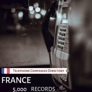 France Business Telephone Companies Directory