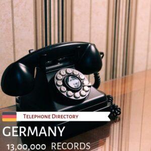 Germany Telephone Directory