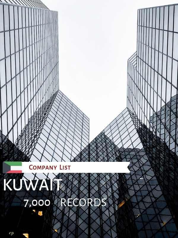 Kuwait Company List