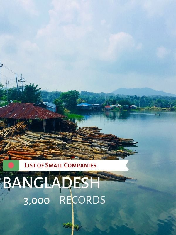 List of companies in Bangladesh