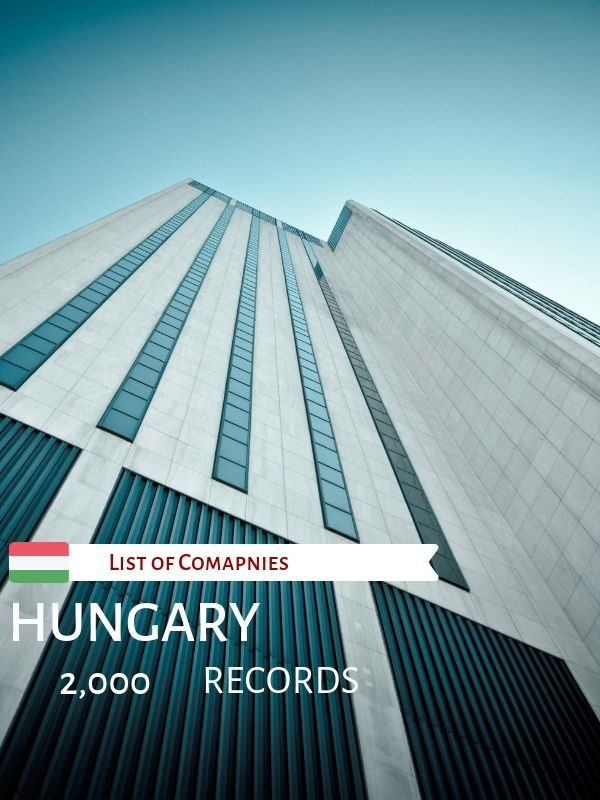 List of companies in Hungary
