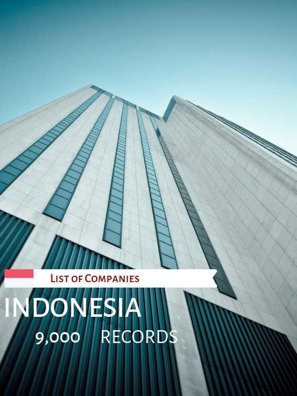 List of Companies in Indonesia