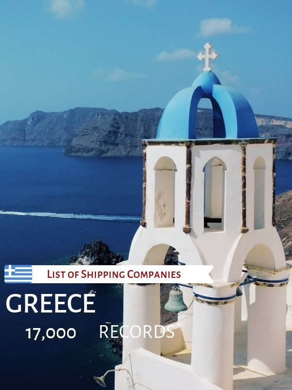 List of Shipping Companies in Greece