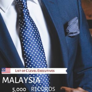 List of C Level Executives in Malaysia