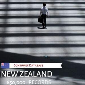 New Zealand Consumer Database
