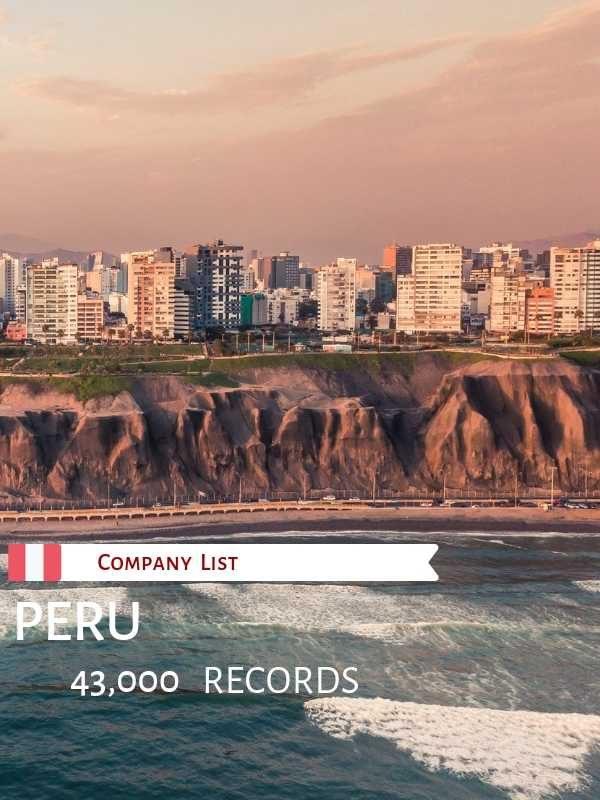 Peru Companies Directory