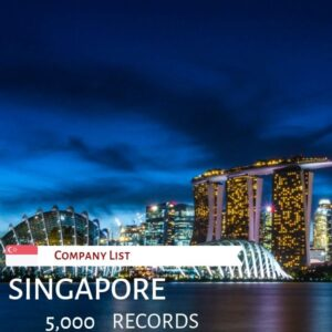 Singapore Company List
