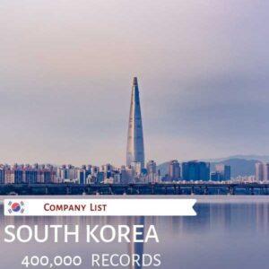 List of Companies in South Korea