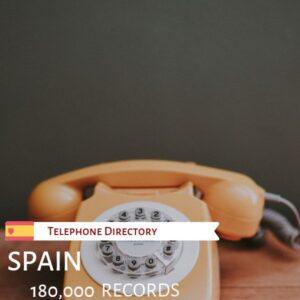 Spain Telephone Directory
