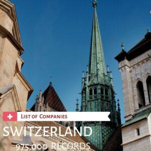 Switzerland Business Database