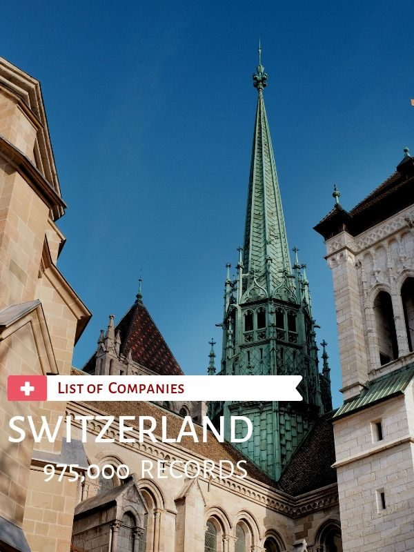 Switzerland Companies List