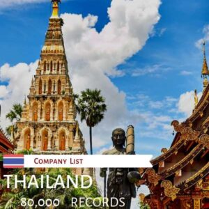 List of Companies in Thailand