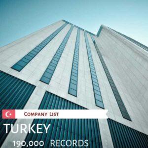 Turkey Companies List