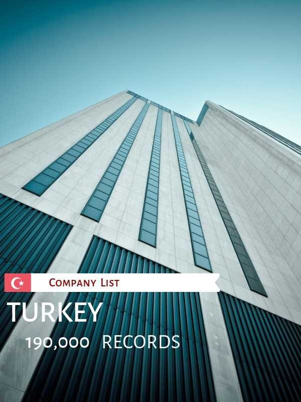 Turkey Companies List
