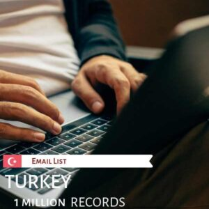 EMail list turkey