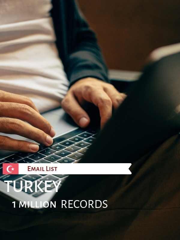 Turkey Email List 1