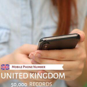 Mobile Phone Numbers UK