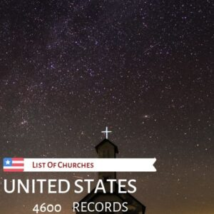 List of Churches in the USA