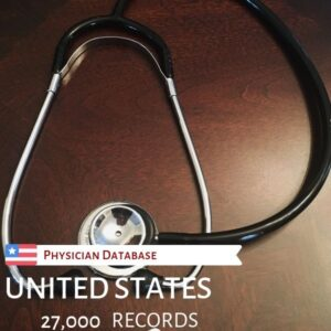 USA Physician Database