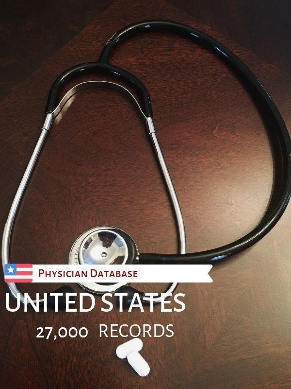 USA Physician Database
